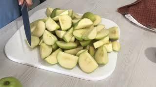 Как варить компот из Яблок . Холодный напиток для лета . Полезный напиток .