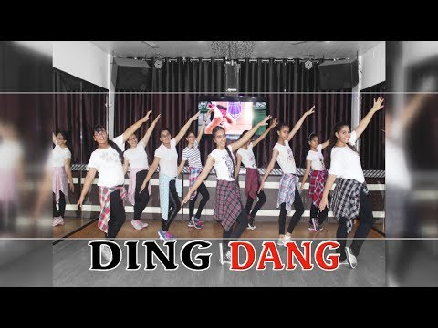 Ding Dang Dance Performance | Munna Michael | Choreography By Step2Step Dance Studio
