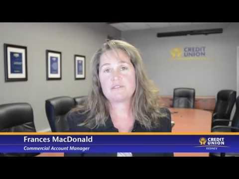 Sydney Credit Union Commercial Lending with Frances MacDonald