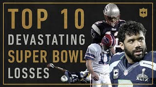 Download Top 10 Most Devastating Super Bowl Losses of All-Time | Vault Stories Mp3 and Videos