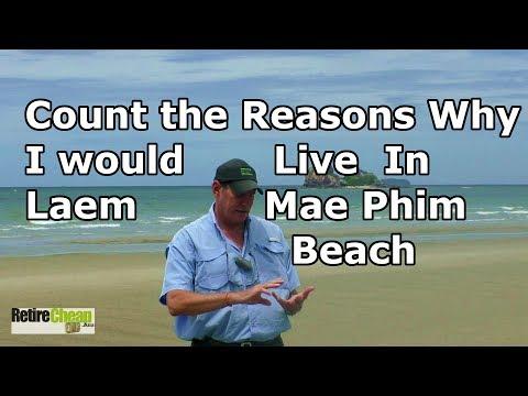 TImyT 024 Laem Mae Phim Beach pt 5 – Would I Live There? 🕶
