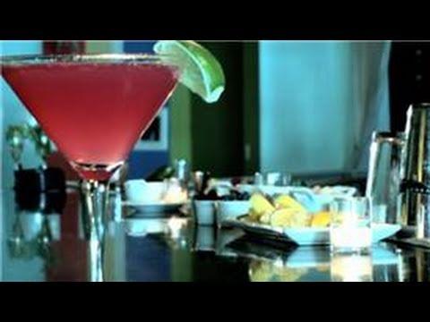Martini Recipes: Cosmo Martini Recipe