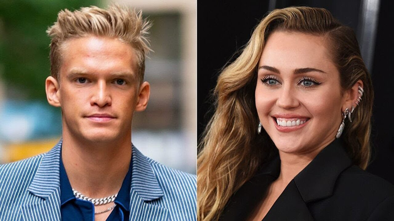 Miley Cyrus, boyfriend Cody Simpson show off their dance moves ...