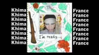 Khima France - Interbootslipstick