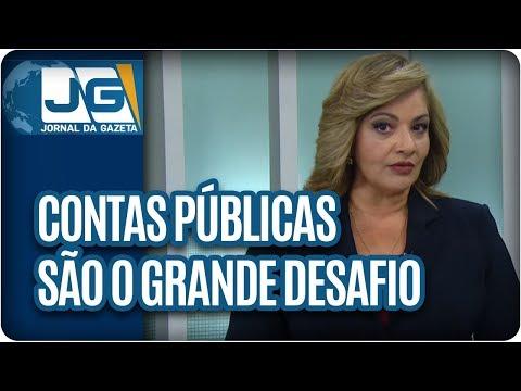 Denise Campos de Toledo/Contas públicas são o grande desafio