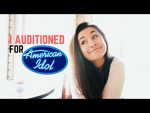 MY AMERICAN IDOL EXPERIENCE (w/pictures)