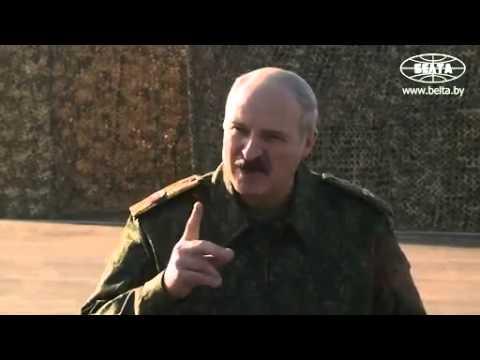 Смотреть Лукашенко об убийстве Каддафи онлайн
