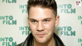 Fallen Jeremy Irvine Interview - Daniel Grigori