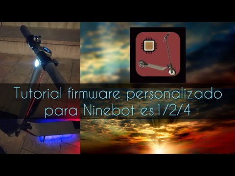 Ninebot ES/SNSC Custom Firmware (CFW) ST-Link Flash Tutorial