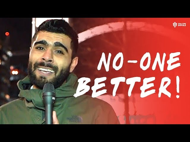 NO-ONE BETTER! Tottenham 0-1 Manchester United