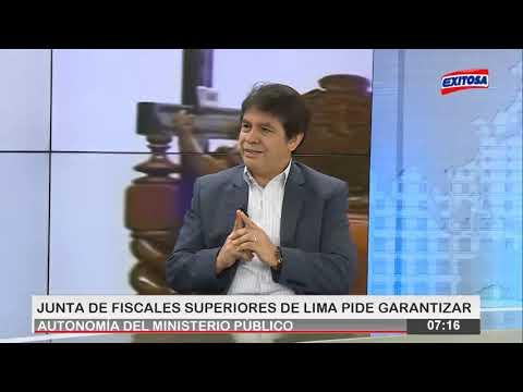 Nicolás Lúcar en Exitosa | Bloque 2 - 05/01/2019
