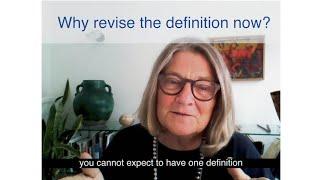 Seeking Change: A new museum definition Ep. 1   Jette Sandahl, Chair of ICOM MDPP