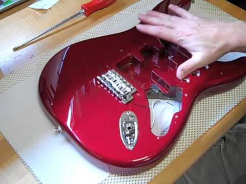 acme guitar works fender's shielding ground wire youtube schaller guitar pickups guitar pickup wiring grounding #39