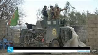 القوات العراقية تهاجم آخر معاقل الجهاديين شرق الموصل