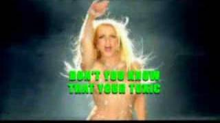 "Britney Spears ""Toxic"" Edited"