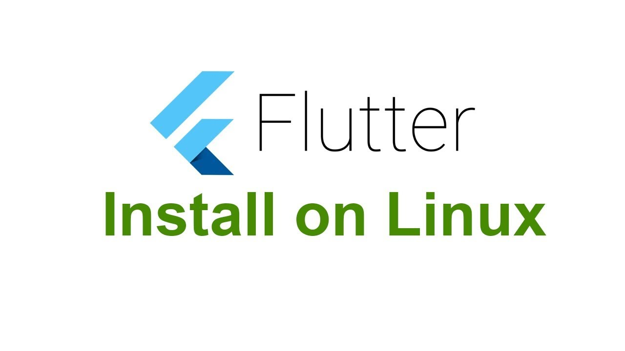 Flutter Tutorial : Installing flutter on Linux (without Android Studio)