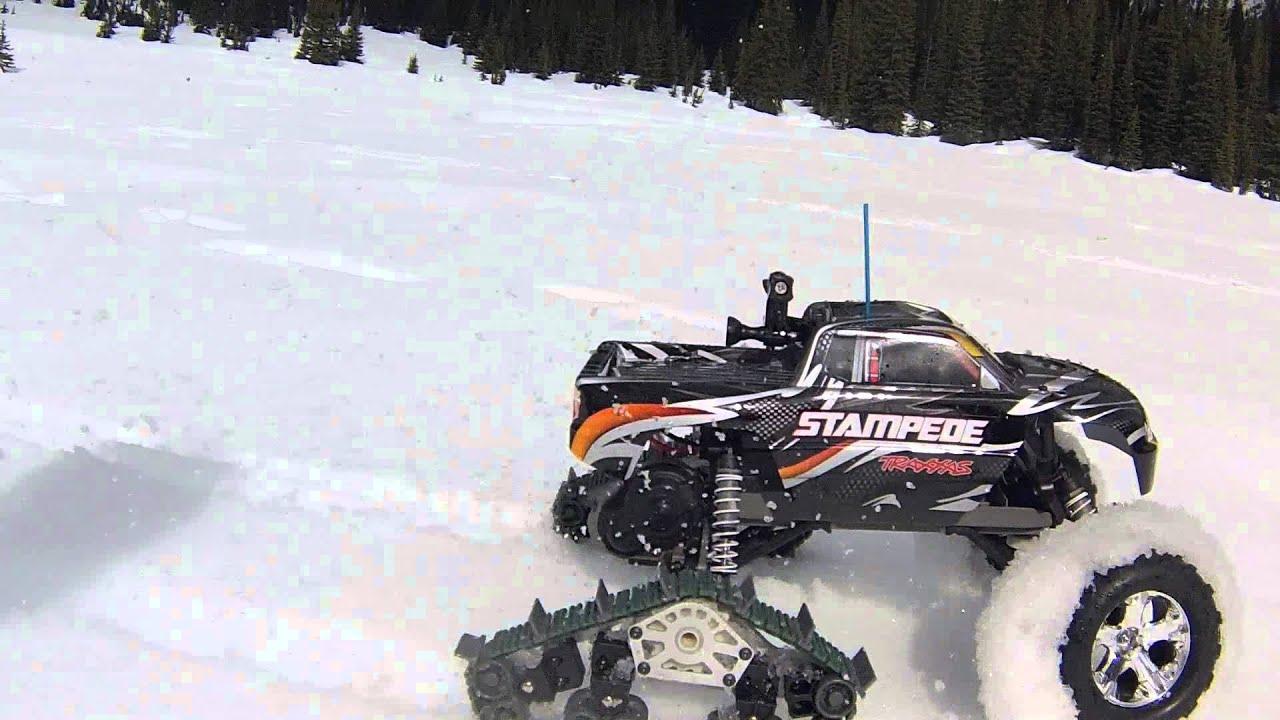 Stampede Blizzard Snow Track Kit