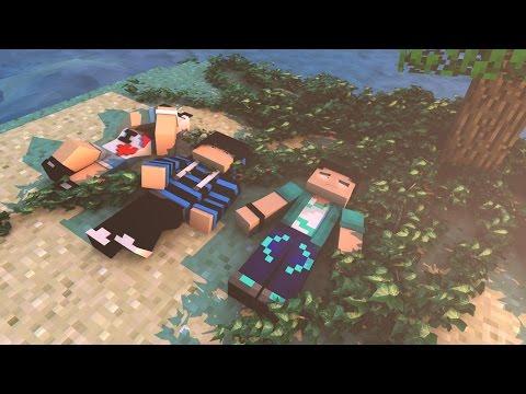 Minecraft - ISOLADOS - #01 AONDE ESTAMOS?