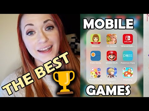 You NEED To Play These Mobile Games! (my Favorites! All Free-to-play)