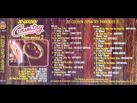 20 Golden Country Memories 2