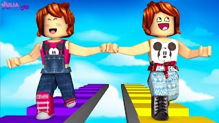 Roblox - PARKOUR EM DUPLA (Two Player Obby)