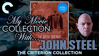 My Movie Collection with John Steel | The Qatsi Trilogy (1983-2002) | The Criterion Collection