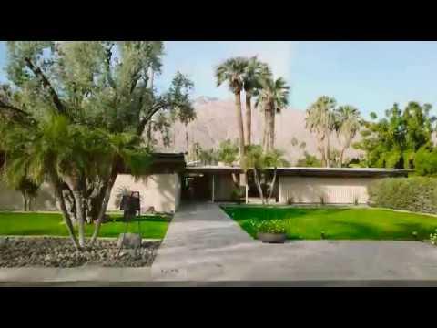 The Koerner House, 1955 :: E. Stewart Williams, FAIA :: 1275 S. Calle De Maria, Palm Springs