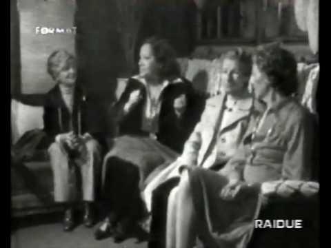Marisa Merlini ricorda Anna Magnani