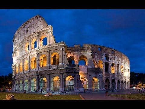 Paquete turístico y viaje exótico a Roma