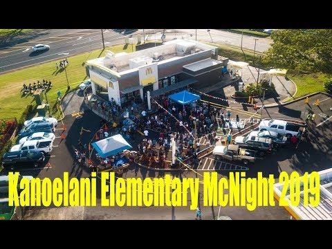 Kanoelani Elementary School McNight Fundraiser 2019