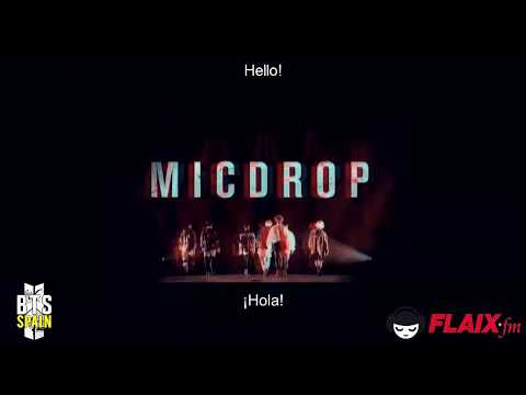 [AUDIO] 180124 Mic Drop Remix by BTS was played on Spain Radio 'Flaix FM'
