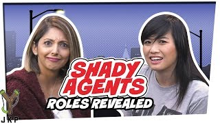 Joe Used Sand For WHAT?? | SHADY AGENTS | Roles Revealed