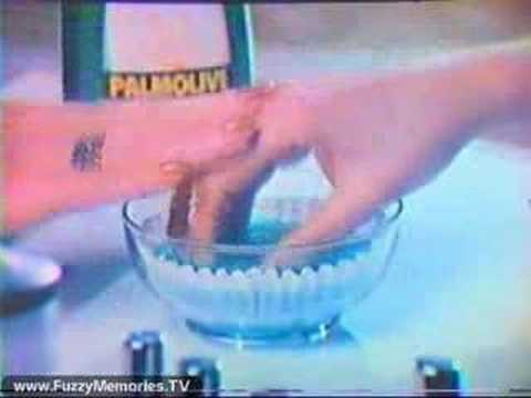 """Palmolive - """"You're Soaking In It"""" (Commercial, 1981)"""