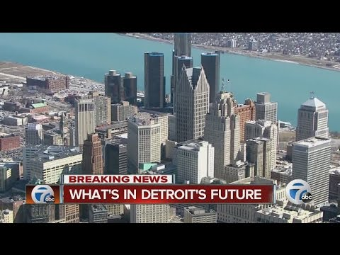 What is Detroit's future after the bankruptcy ruling?