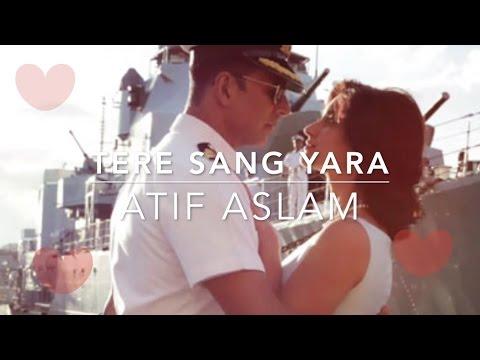 Tere Sang Yaara - Rustom Song Story | Akshay Kumar & Ileana D'cruz | Atif Aslam | COKE STUDIO MIX |