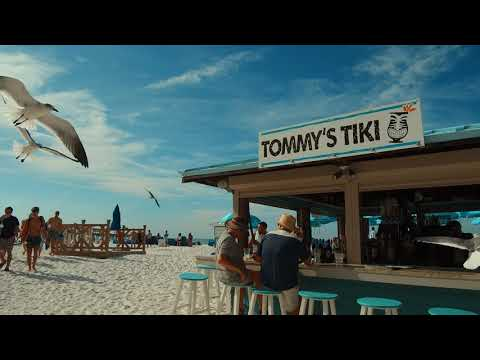 (4k) HILTON RESORT & SPA - CLEARWATER BEACH