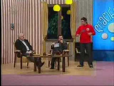 Giorgi Aptsiauri (comedy) 2