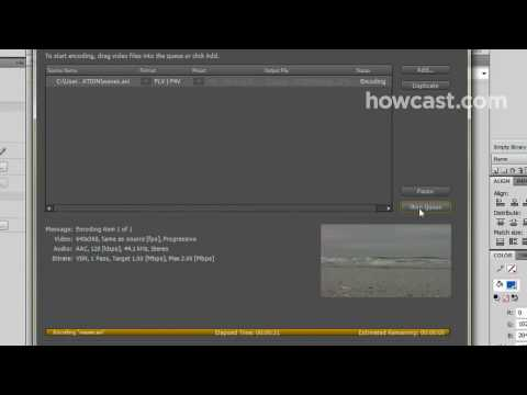 How to Create an Adobe Flash Video Player