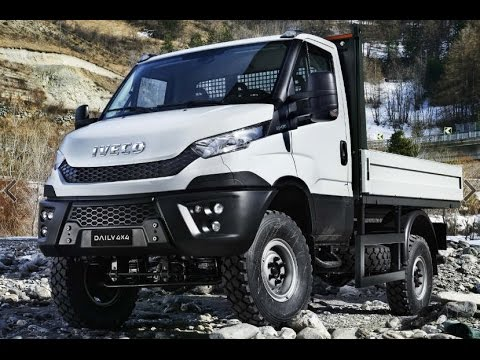 iveco daily 4x4 2016 youtube. Black Bedroom Furniture Sets. Home Design Ideas