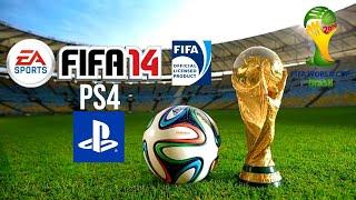 FIFA World Cup 2014 PS4 screenshot 2