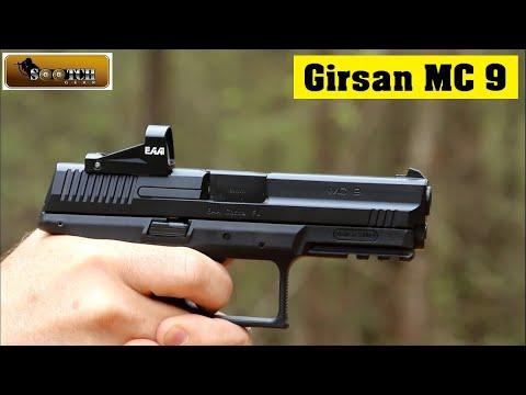 Girsan MC 9 Gun Review