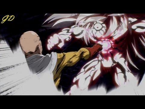"One Punch Man [AMV] ""I Get Wicked"" Saitama vs Boros"