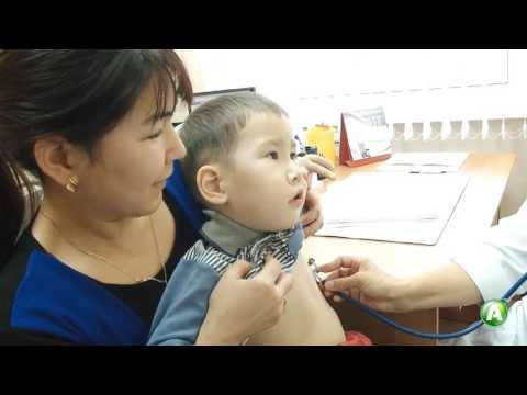 Как лечить бронхит у ребенка 3 года