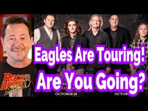 Eagles Announce Fall Mini Tour: More Shows To Come? Will You Go?