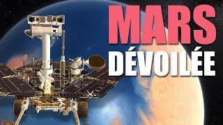 Spirit, Opportunity : Deux Rovers qui ont changé la face de Mars ! LDDE