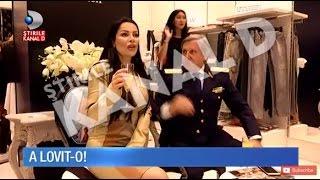 Teo Show (06.04.2017) - Ilie Nastase A LOVIT-O pe Brigitte Sfat, in public? VIDEO