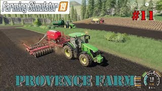 Farming Simulator 2019.Provence Farm#11.Timelapse#11