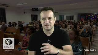Reunião de Oração - 03/11/2020 - Rev. Fábio Castro