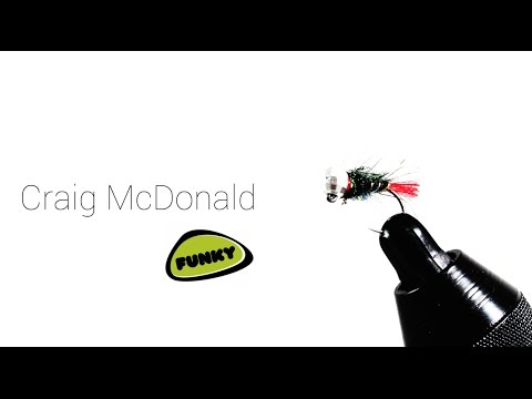 Craig Mcdonald - Red Tag, Funky Fly Tying