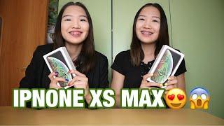Близнецы распаковывают IPHONE XS MAX! // Kagiris Twins